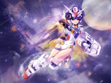 ! Space Ride (Gundam)