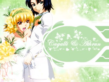 ! wedding 1280x960 (Gundam Seed)